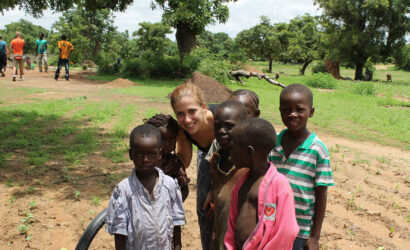 VOLONTARIATO IN BURKINA FASO