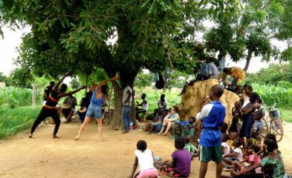 VOLONTARIATO E DANZA IN BURKINA FASO